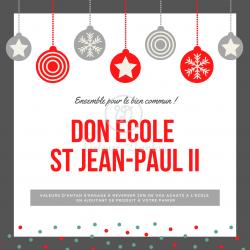 Ecole St Jean-Paul II